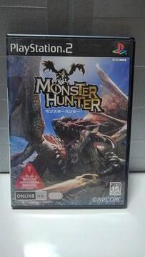 PS2 MONSTER HUNTER (モンスターハンター)