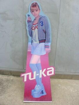 浜崎あゆみ 等身大パネル Tu−Ka