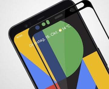 Google Pixel 4 ガラス 保護 フルカバー 0.3mm
