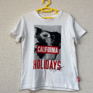BLOC ホリディ グレムリン Tシャツ ブロック ギズモ 110cm