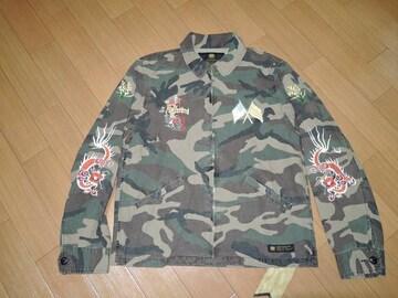 新品ネイバーフッドNEIGHBORHOODスーベニアジャケットMシャツ
