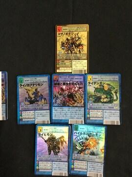 デジタルモンスターカードゲームブースター18……40セット