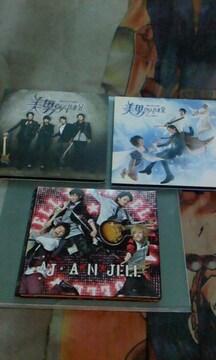 美男ですねCD韓国盤OST1&2+日本版ドラマ美男ですねMUSIC COLLECTI