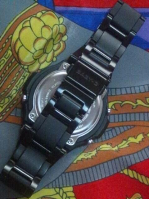 カシオBABY-Gショックタフソーラー電波腕時計アナログ針価45000円 < ブランドの