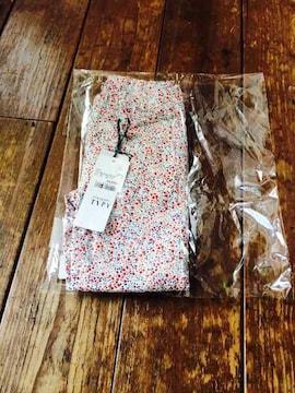 新品タグ付 チャオパニック80〜90 小花柄 パンツ