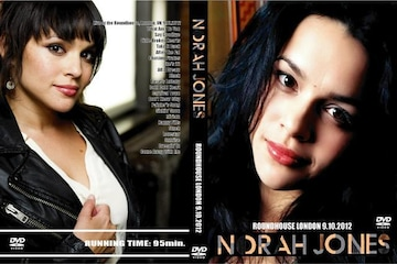 NORAH JONES 最新 ロンドンライブ 9.10.2012 ノラジョーンズ