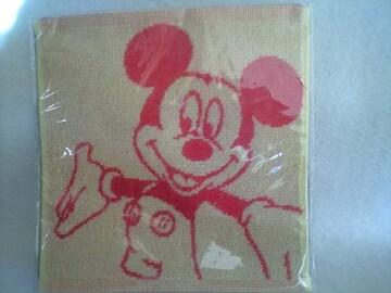 特価! 第一生命限定ディズニーミッキーマウスタオルハンカチ新品