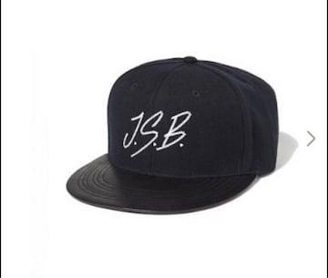 ♪J.S.B. Logo Cap♪今市隆二 登坂広臣 岩田剛典☆