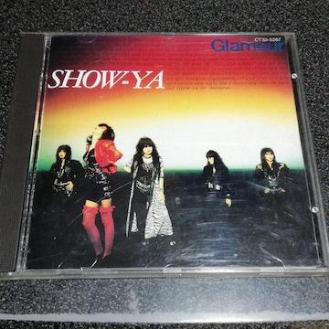 CD「ショーヤ/グラマー」寺田恵子 SHOW-YA 88年盤