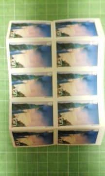 アメリカ48c切手帳(ナイアガラの滝$4.80)♪
