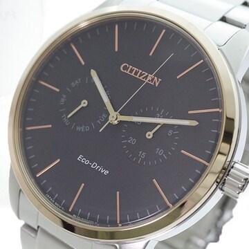 シチズン 腕時計 メンズ AO9044-51E  エコドライブ クオーツ