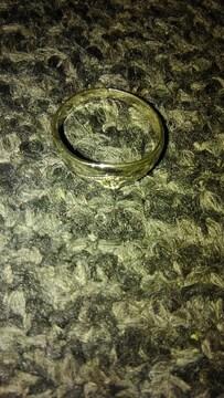 指輪 シルバー925 シンプル ジルコニア