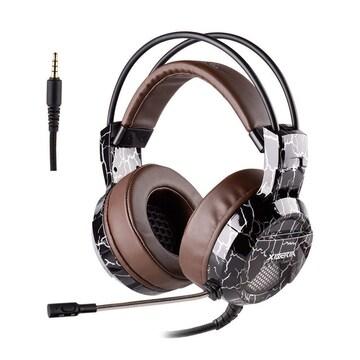 高音質軽量 ヘッドホン 有線3.5mm 7.1chサラウンド