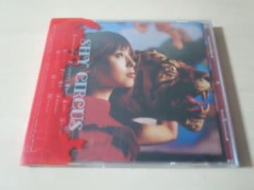 SHY CD「CIRCUSサーカス」シャイ初回盤●