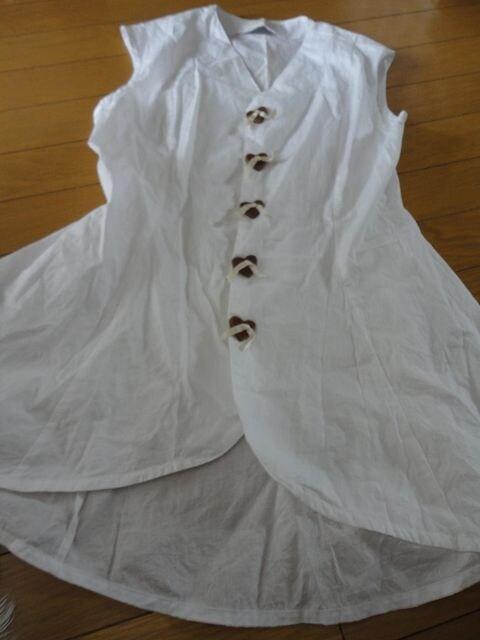 【難あり】未使用品 イマージュブラウス 【7号】 < 女性ファッションの