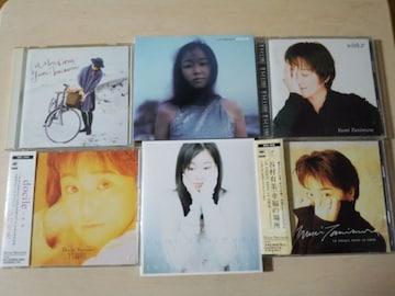 谷村有美CDアルバム6枚セット★