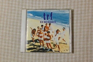 中古CD(アルバム)◆trf◆『EZ DO DANCE』