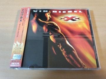 映画サントラCD「トリプルX XXX」ヴィン・ディーゼル●