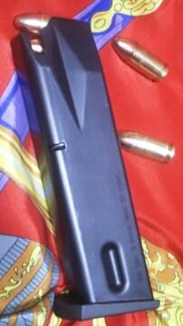 昔のMGCモデルガンM9.M92Fベレッタ系メタルマガジンとダミー弾超リアル