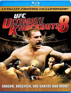☆新品未開封☆ UFC Ultimate Knockouts 8 BD ブルーレイ