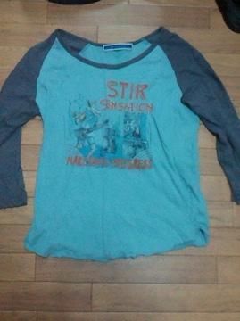 THE EMPORIUM 七分Tシャツ
