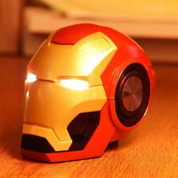 アイアンマン ワイヤレススピーカー Bluetooth アベンジャーズ