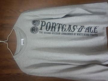 キャラTシャツ、ワンピース、ポートガス・エース