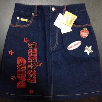 新品☆Lサイズ☆ディジーラバーズ デニムスカート