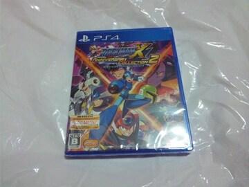 【新品PS4】ロックマンX アニバーサリコレクション2