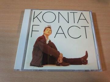 KONTA CD「F ACT」バービーボーイズ 廃盤●