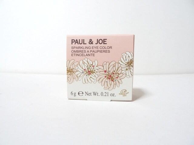 新品・即決 ポール&ジョー ボーテ スパークリング アイカラー#04 < ブランドの