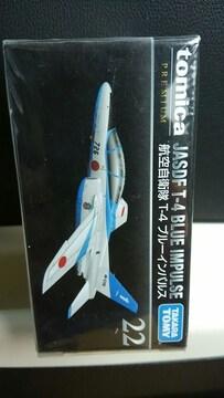 トミカ プレミアム 22 航空自衛隊 T-4 ブルーインパルス 未開封 新品