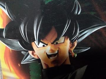 ドラゴンボールLEGENDS COLLAB-GOKOU-BLACK-悟空ブラックフィギュア