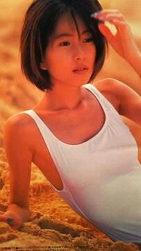 榎本加奈子【週刊少年マガジン】1998.10.7号