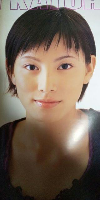 加藤あい★2002カレンダー■MOON CHILD  < タレントグッズの