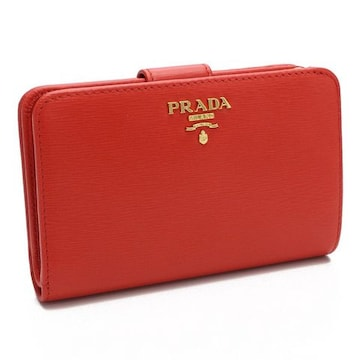 PRADA OUTLET 二つ折り財布 1ML225-O 2EZZ F0RGA