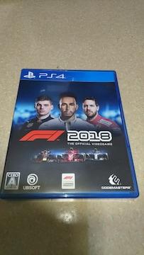 PS4  F1 2018