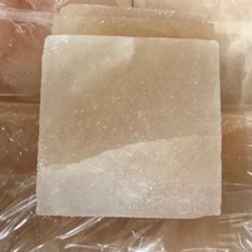 超特価♪ヒマラヤ岩塩プレート12cmx12cmx 2cm 2枚
