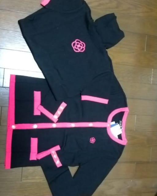 クレイサス☆新品タグ付き☆アンサンブル☆  < ブランドの