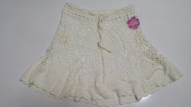 【新品タグ付】 ROSE FAN FAN 春夏物スカート  < ブランドの