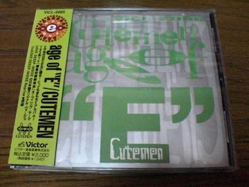 CUTEMEN CD「AGE OF E」キュートメン CMJK 廃盤●