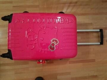 キティキャリーケースSR526  (ピンク)