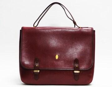 Cartierカルティエ ハンドバッグ 書類バッグ マスト良品 正規品