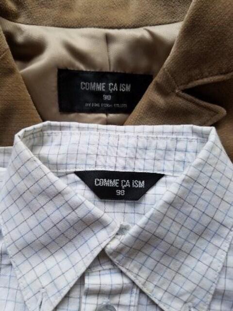 コムサ ジャケット&シャツ < ブランドの