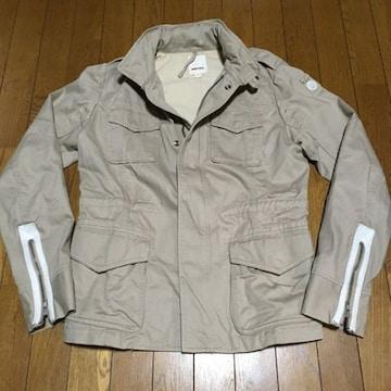 DIESEL ディーゼル M-65スタイルフィールドジャケット M 美品