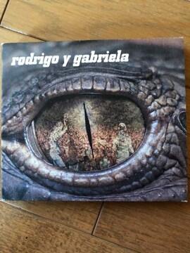 rodrigo y gabriela  CD + DVD   輸入盤