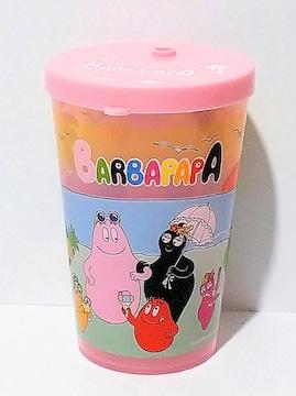 ○ バーバパパ『ストローコップ (400ml)』未使用 スチロール樹脂