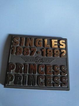 CDPRINCESSPRINCESS SINGLES1987-1992
