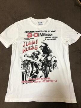 TOMMYHILFIGERトミーヒルフィガー Tシャツ