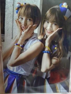 AKB48.恋するフォーチュンクッキー.HMV写真.小嶋陽菜.篠田麻里子